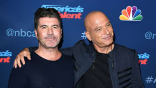 Howie Mandel Gets Hilarious Present For Simon Cowell After Bike Accident
