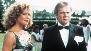 Sheree J. Wilson and Ken Kercheval