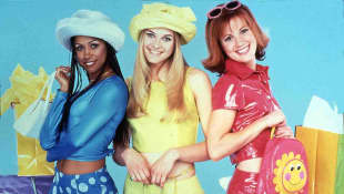 The cast of 'Clueless'