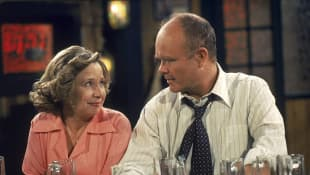 Kurtwood Smith and Debra Jo Rupp