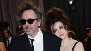 Inside Helena Bonham Carter and Tim Burton's 13-Year Marriage.