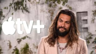 Jason Momoa talks about how he's figuring out fatherhood