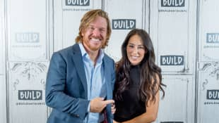 Joanna Gaines Shares Video Of Son Crew Hitting The Slopes For The First Time With Dad Chip!