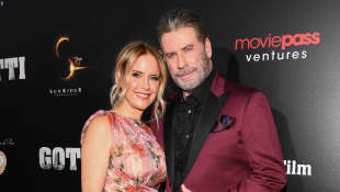John Travolta And Kelly Preston Remember Son Jett On What Would Have Been His 28th Birthday