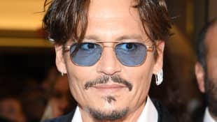 Johnny Depp Finally Joins Instagram.