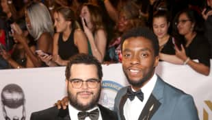 Josh Gad Shares His Inspirational Last Texts From Chadwick Boseman