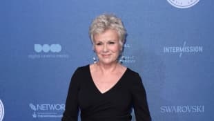 Julie Walters attends the British Independent Film Awards, December 10, 2017.