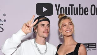 Justin and Hailey Bieber Host Surprise Talk Show From Their Living Room - Watch Here!