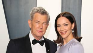 Katharine McPhee: She's Married To David Foster!