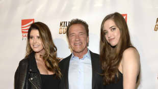Arnold Schwarzenegger: These Are His Gorgeous Daughters