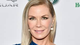 Katherine Kelly Lang at the BAFTA Los Angeles Tea Party in 2019.