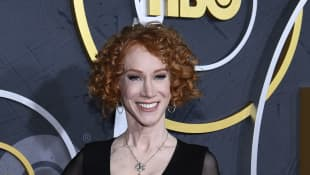Kathy Griffin Is Back Home After Checking Into Hospital With 'Unbearably Painful' COVID-19 Symptoms