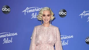 "Katy Perry Has Fans Wondering If She's Pregnant in Music Video Tease for ""Never Worn White"