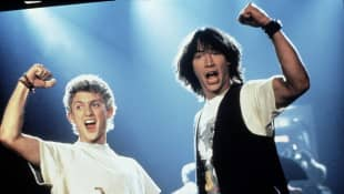 Keanu Reeves And Alex Winter Star In Hilarious Trailer For 'Bill & Ted Face The Music' - Watch It Here