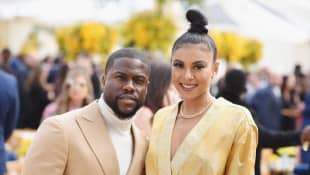 Kevin Hart And His Wife Eniko Are Expecting Their Second Child Together