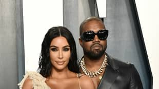 Kim Kardashian Defends Husband Kanye West After Taylor Swift Reignites Beef