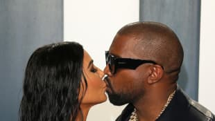 Kimye: Kim Kardashian and Kanye West Celebrate 6th Anniversary.