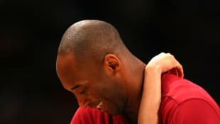 Kobe Bryant and Gianna Bryant