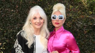 Lady Gaga's mother opens up about trying to help her daughter with depression
