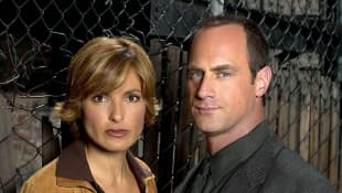 'Law & Order: SVU': Mariska Hargitay and Chris Meloni Reunite In Selfie Together.
