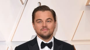 Leonardo DiCaprio arrives for the 92nd Oscars at the Dolby Theatre in Hollywood, California on February 9, 2020