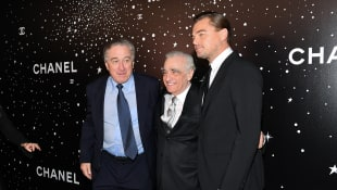 Leonardo DiCaprio confirms him and Robert De Niro will star in Martin Scorsese's next movie