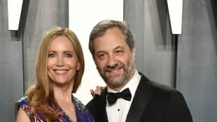 Leslie Mann: This Is Her Husband Judd Apatow