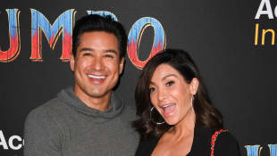 "Mario Lopez Jokes His Wife Could Be Pregnant After Lockdown As They ""Keep Busy"" During Isolation."