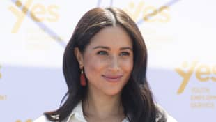 Duchess Meghan was named the most influential fashion dresser of 2019
