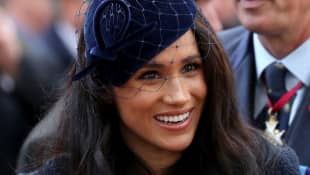 Meghan Markle's friend Jennifer Meyer was told to remove pictures of the Duchess from the web