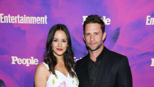 Melissa and David Fumero officially welcome their second child!