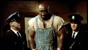 Michael Clarke Duncan who starred in The Green Mile died suddenly at just fifty-four