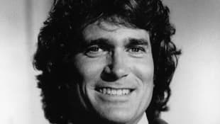"Michael Landon starred as ""Jonathan Smith"" in Highway to Heaven"