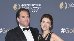 Michael Weatherly Bojana Jankovic Frau