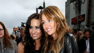Miley Cyrus and Demi Lovato Have Reconnected After On-Again Off-Again Friendship