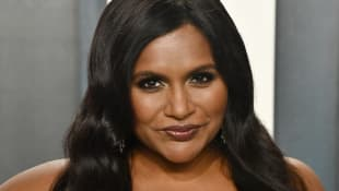 Mindy Kaling Announces She Secretly Gave Birth To A Baby Boy!