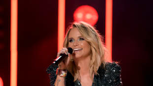 Miranda Lambert performing at the 2019 CMA Music Festival