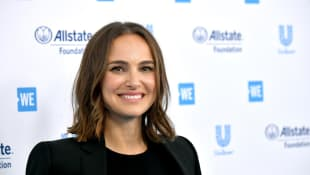 Natalie Portman at WE Day in California 2019