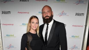 This is everything you need to know about A.J. Cook's husband Nathan Andersen!