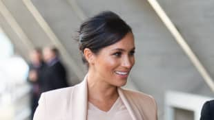 New Court Documents Claim Meghan Markle Felt 'Unprotected' During Her Pregnancy.