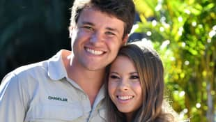 Newlywed Bindi Irwin Keeping Her Fathers Last Name As Tribute To Beloved Steve.