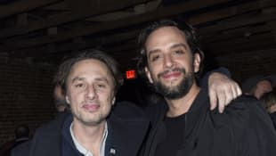 Nick Cordero Asked Close Friend Zach Braff To Look After His Wife And Baby Boy Before He Died.