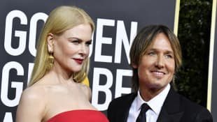 Watch Nicole Kidman dance along to husband Keith Urban's live stream concert!