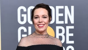 Olivia Colman: This is the cute love story with her husband Ed Sinclair
