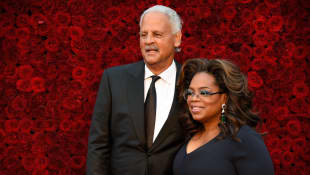 Oprah Winfrey and Stedman Are Reunited After Self-Quarantining Separately In the Guest House