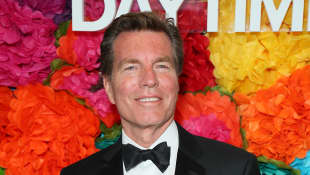 Watch the emotional scene in The Young and the Restless to mark Peter Bergman's 30th year