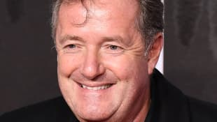 Piers Morgan: This Was His First Appearance On National Television