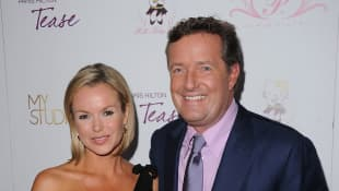 "Piers Morgan Takes Swipe At Amanda Holden For Posting ""Desperate"" Pictures On Instagram"