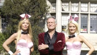 'Playboy' Discontinuing Print Production Of Magazine.