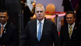 "Prince Andrew steps back from his royal duties ""for the foreseeable future"" after the BBC interview"